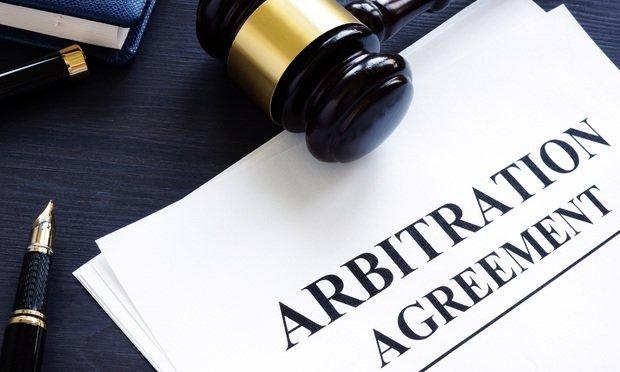 Arbitration - التحكيم